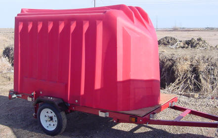 KIT TRAILERS, DO IT YOUR SELF, HOMEMADE TRAILERS, PULMOR VERSA AND